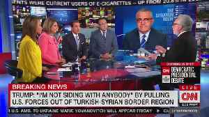 Jeffrey Toobin sticks up for Trump's Syria withdrawal plans [Video]