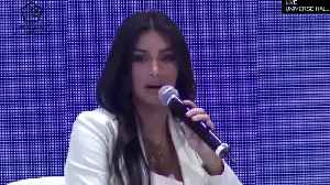Kim Kardashian says it's 'OK to figure it out as you go' at IT forum [Video]