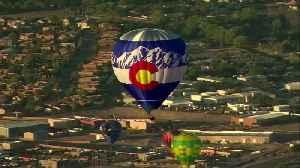 A balloon fiesta in the Albuquerque sky [Video]
