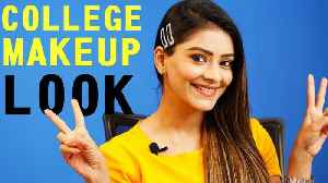 Simple Makeup For School And College Girls | Makeup Tutorial | For Teenagers | Foxy [Video]