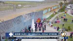 Border church and mosque call for day of prayer [Video]