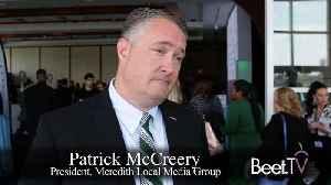 'Bigger Than Google': Meredith's McCreery On Rebooting Media Sales [Video]
