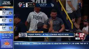 Rays pummel Astros to force Game 4, fans pumped after win [Video]