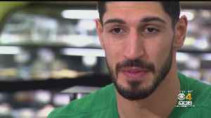 Enes Kanter On Feud With President Of Turkey, Role In Celtics Locker Room [Video]