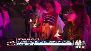 'We're going to survive': Community walks to honor KCK shooting victims [Video]