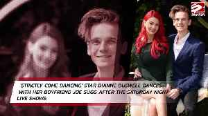 Dianne Buswell loves to dance with Joe Sugg at home [Video]