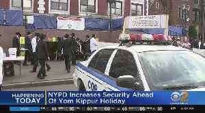 Yom Kippur, Holiest Jewish Holiday Of The Year, Begins At Sundown Amid Spike In Anti-Semitic Incidents [Video]