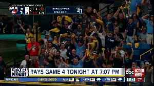 Tampa Bay Rays will host Houston Astros in Game 4 of ALDS [Video]