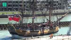News video: New Zealand Marks 250th Anniversary Of James Cook's Arrival