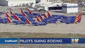 Southwest Airlines Pilots Association Sues Boeing Over Grounding Of 737 MAX [Video]