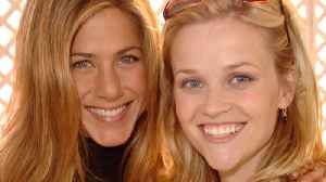 News video: Jennifer Aniston is one of Reese Witherspoon's sweetest friends