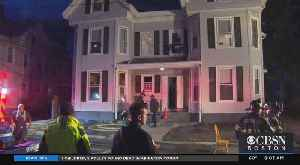 One Dead In Brockton Apartment Fire [Video]