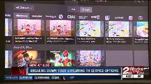 Breaking down your streaming TV service options [Video]