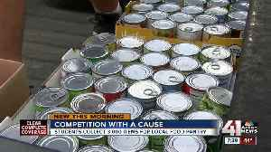 KCK food pantry wins big after school competition [Video]