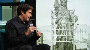David Copperfield Asked President Ronald Reagan If He Could Make The Statue Of Liberty Disappear [Video]