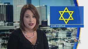 Sundown Marks Start Of Yom Kippur [Video]
