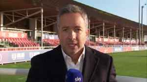 News video: Southgate ready for racism threat