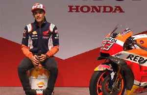 Marquez says humble mentality required for greatness [Video]