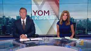 Yom Kippur Begins At Sundown Amid Spike In Anti-Semitic Incidents [Video]