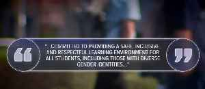 Student safety and ID badges [Video]