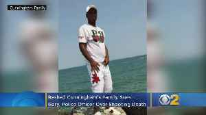 Rashad Cunningham's Family Sues Gary, Police Officer Over Fatal Shooting [Video]