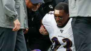 Ravens' Harbaugh on the injury to safety Tony Jefferson [Video]