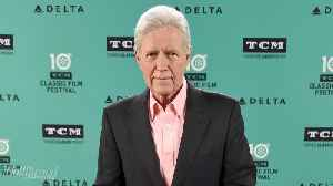 Alex Trebek Says He Doesn't Fear Death as He Battles Pancreatic Cancer | THR News [Video]