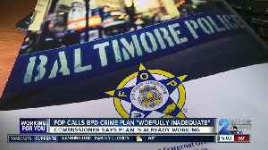 Baltimore Police union releases scathing report, describing a department in ruins [Video]