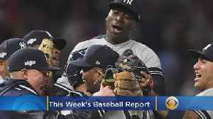 Baseball Report: Yankees Advance, Other MLB Division Series Continue [Video]