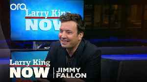 News video: Jimmy Fallon and Dennis Miller reunite to share memories of their time on 'SNL'