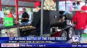 1st annual Battle of the Food Trucks Competition [Video]