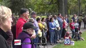 Allen County Right To Life Holds Memorial For The Unborn [Video]