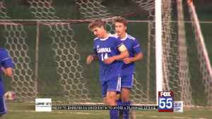 High School Boys Soccer: Carroll, Huntington North, Leo Advance in Sectionals [Video]