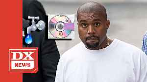 Kanye West Suffers Another 'Leak' As Possible 'Yandhi' Album Appears On Spotify & TIDAL [Video]