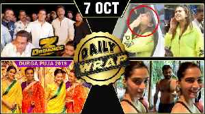 Salman Khan Remembers Vinod Khanna, Kajol HUGS Rani Mukerjee, Sonam - Anand WORKOUT   Top 10 News [Video]