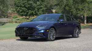 2020 Hyundai Sonata Design Preview [Video]