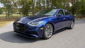 2020 Hyundai Sonata Driving Video [Video]