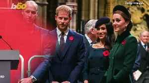 Bill and Melinda Gates Have Secret Meeting at Kensington Palace [Video]
