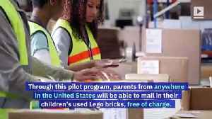 Lego Tests Recycling Program for Unwanted Bricks [Video]