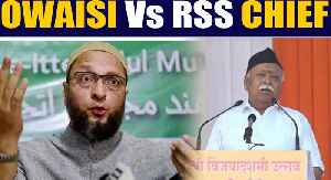 Asaduddin Owaisi's scathing attack on RSS Chief | OneIndia News [Video]