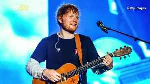 Prince Harry and Ed Sheeran Tease Collaboration on Instagram [Video]