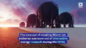 Nobel Prize in Chemistry Is Awarded for Lithium-Ion Batteries [Video]