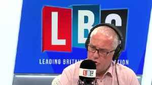 "John Bercow Is ""Conspiring"" With EU, Tory MP Tells Eddie Mair [Video]"