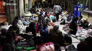 Refugees in Cape Town fear xenophobic attacks and seek to be sent elsewhere for safety [Video]