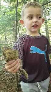 Little Boy Loves Frogs [Video]