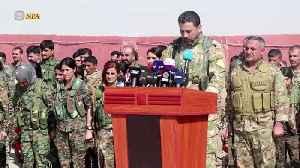 Turkish offensive begins in Kurdish-held Syria [Video]