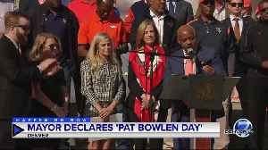 Wednesday declared 'Pat Bowlen Day' in Denver as late Broncos owner honored [Video]