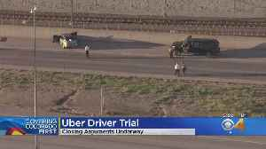 Attorneys Deliver Closing Arguments In Deadly Uber Driver Shooting Trial [Video]