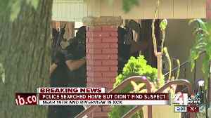 News video: KCK police: Second shooting remains at-large
