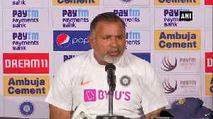 News video: Indian pacers did extremely well in last couple of years Bowling coach Bharat Arun